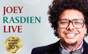 Joey Rasdien Live at The Caledon Casino